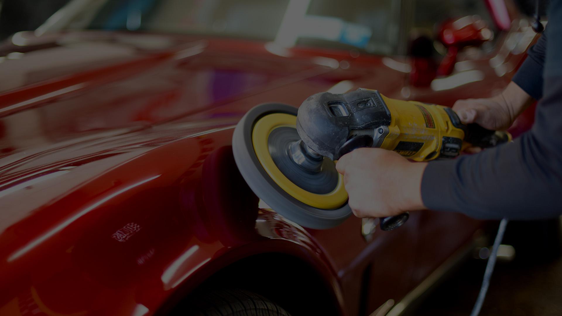 Полировка автомобилей в санкт петербурге